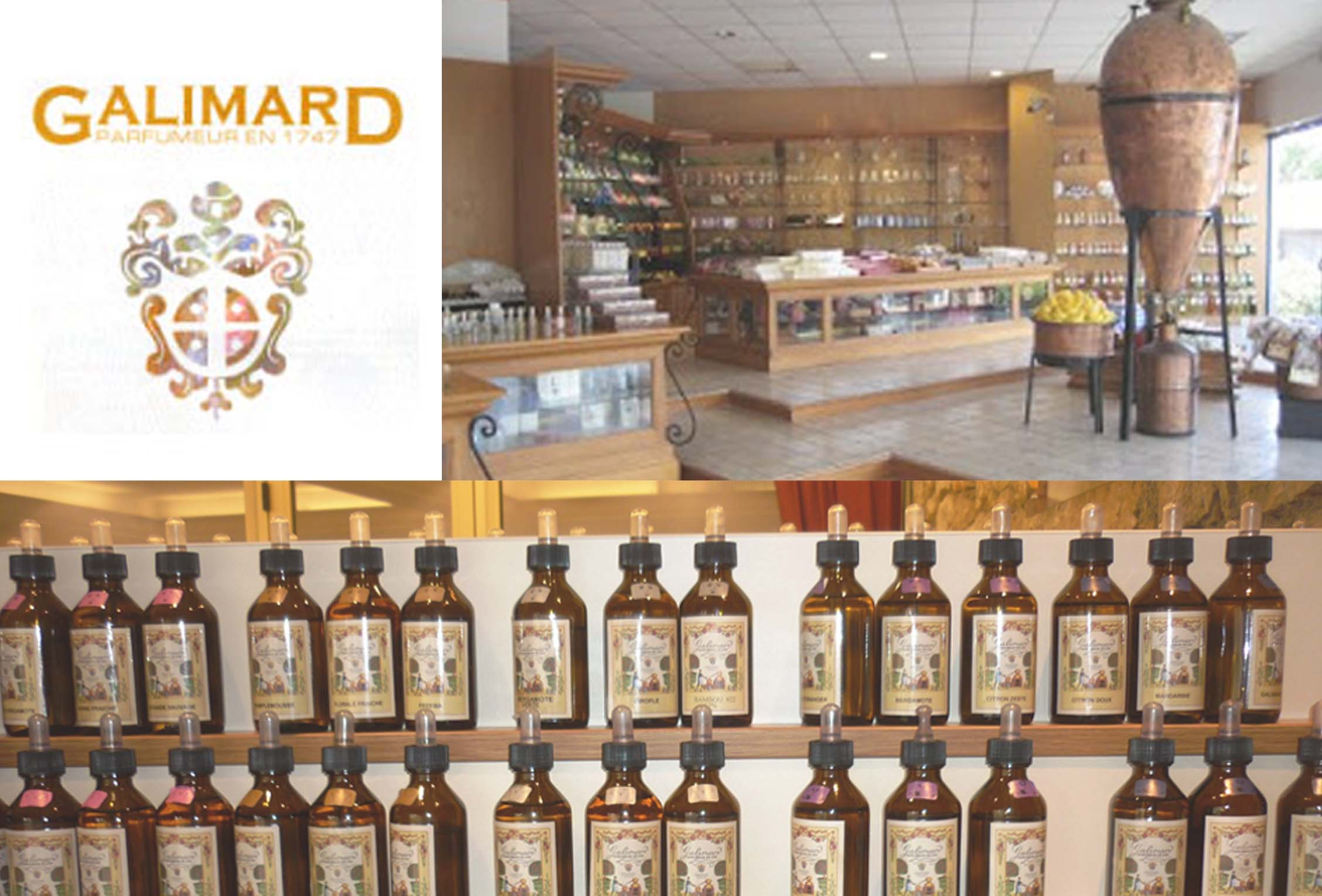 Galimard Perfume Shop