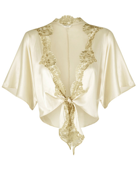 Luxury Bed Jacket