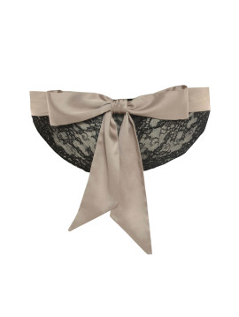 Luxury Gold Tie Back Knicker