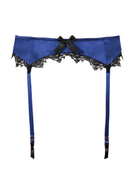 Silk Suspender Belt